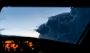 потрясающие снимки из кабины пилота