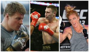 кикбоксинг и бокс
