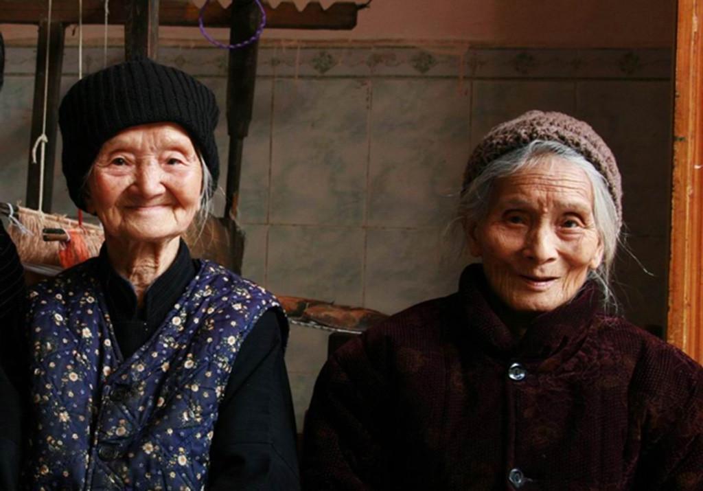 столетние жители