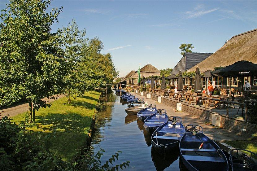 деревня в Нидерландах