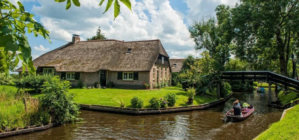 голландская деревня