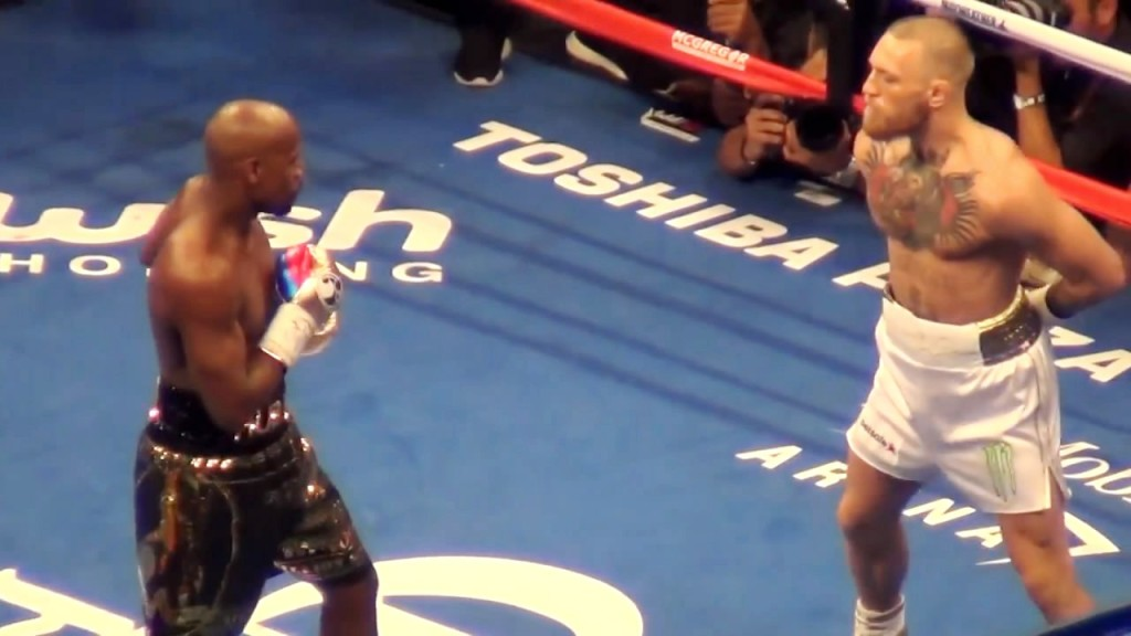 Floyd Mayweather vs. Conor McGregor 01