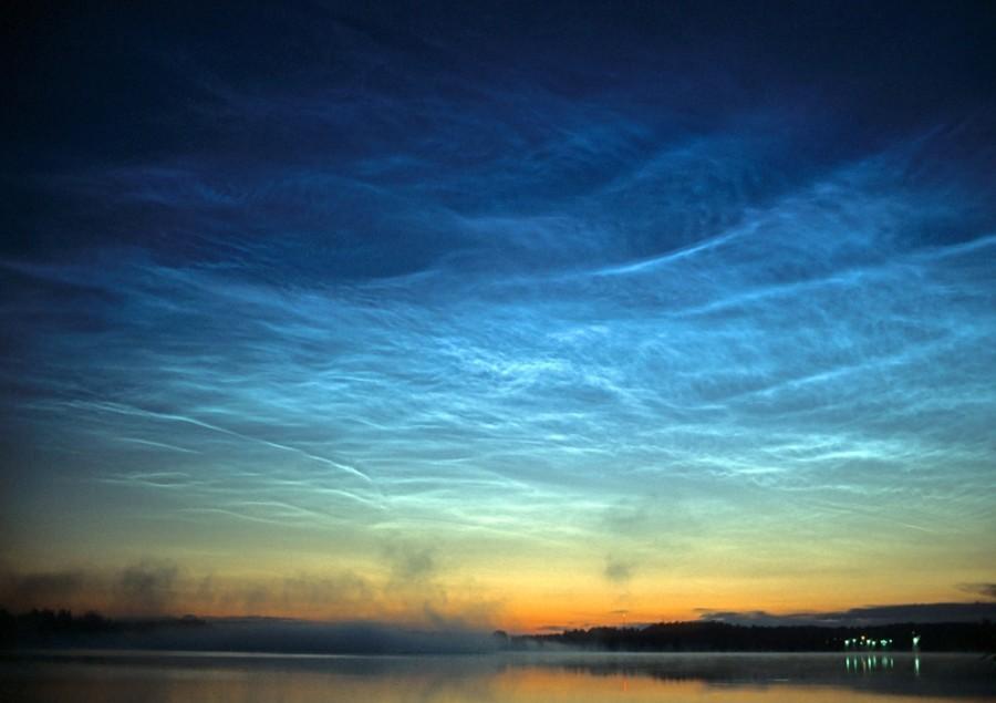 мезосферные облака