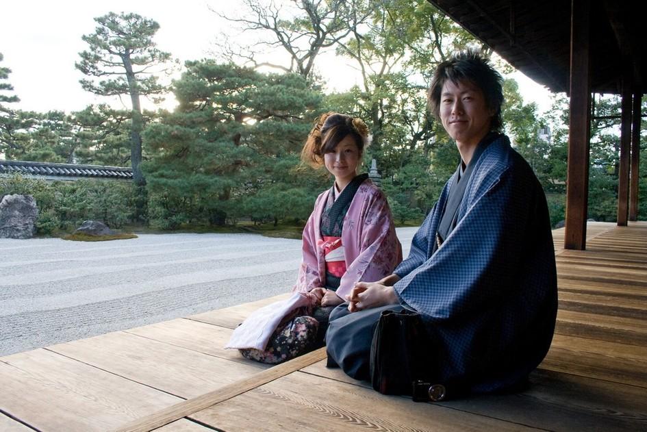 собеседник в Японии