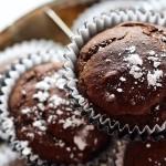 Записываем рецепт: супер вкусные, нежные шоколадные кексы, просто тающие во рту