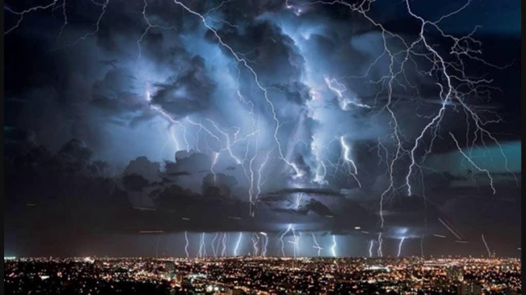 молнии над Кататумбо