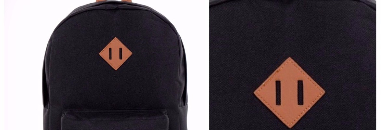 ромб на рюкзаке