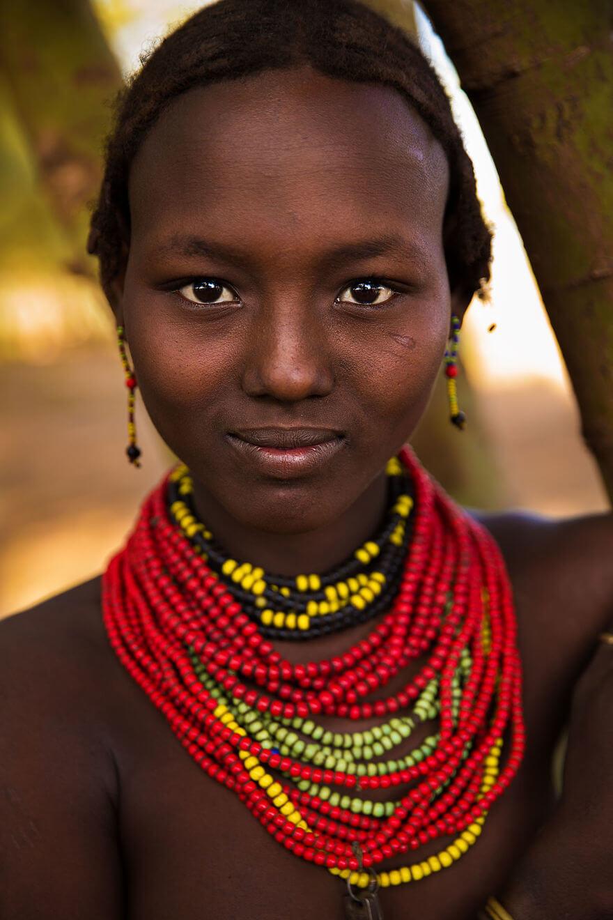 Омо Валлей, Эфиопия
