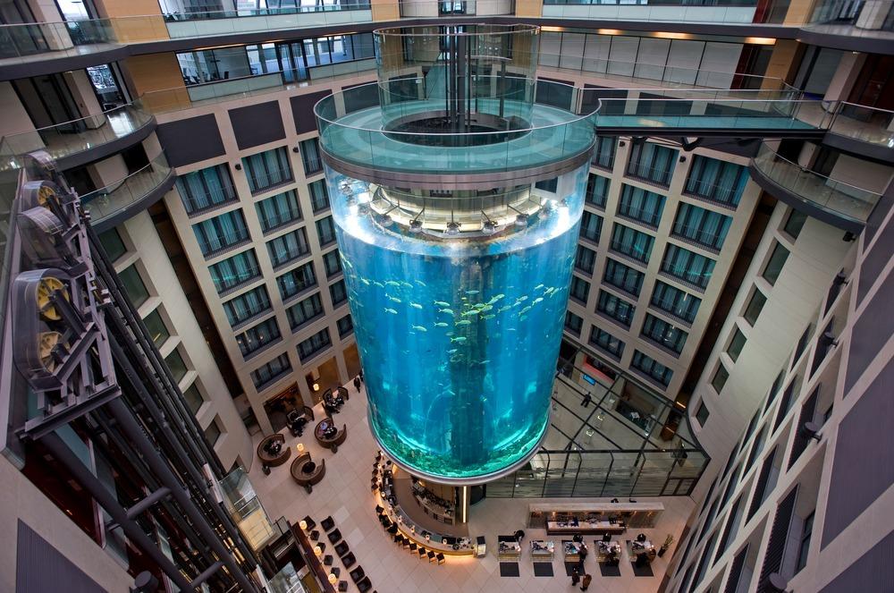 лифт в берлине
