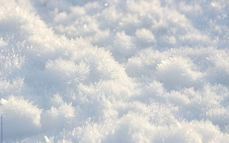хруст снега