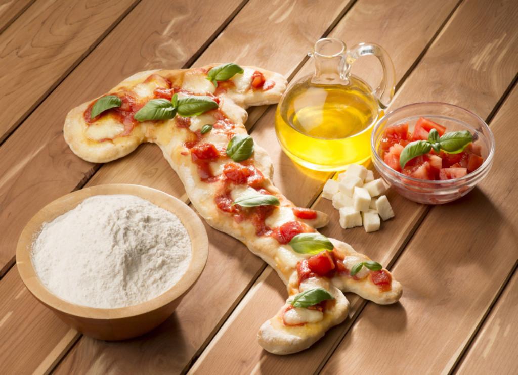 особенность пиццы Италии