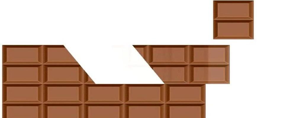 трюк с шоколадкой