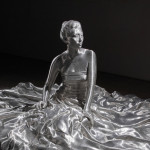 Впечатляющие скульптуры из алюминиевой проволоки