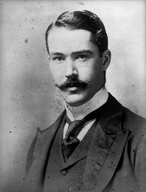 мужчина 1910