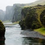Фьядрарглйуфур: один из самых красивых каньонов в мире
