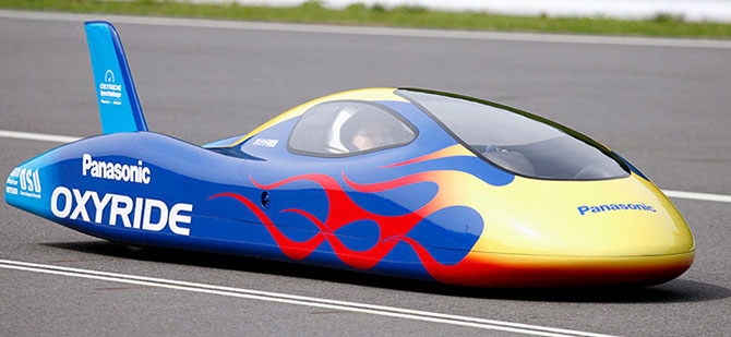 автомобиль на батарейках