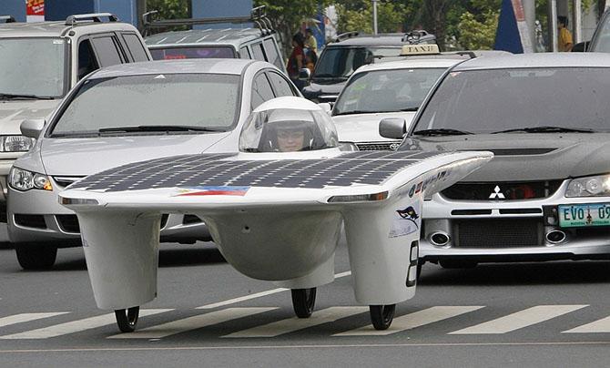 авто на батареях