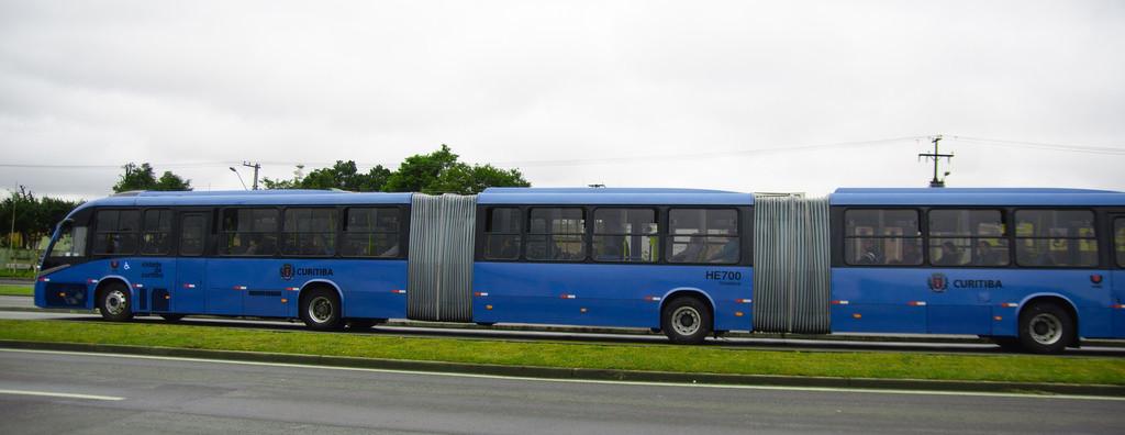 автобус в Куритибе