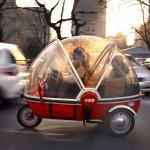 Самый необычный транспорт современности на улицах городов мира