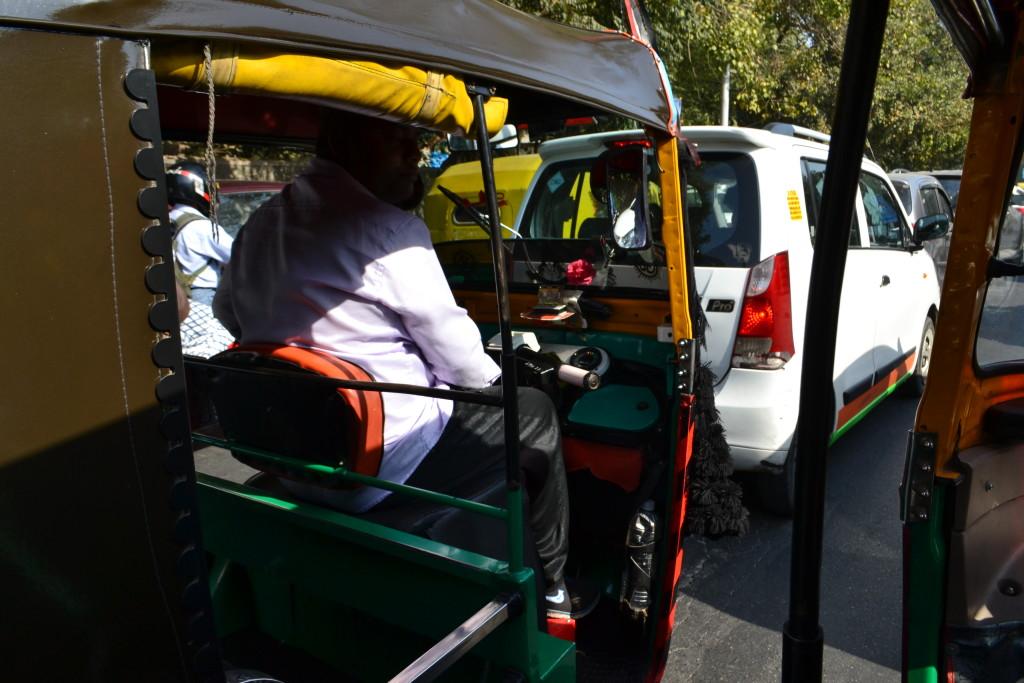 как добраться из Дели