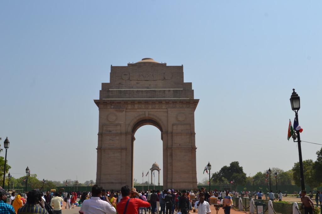 триумфальная арка Индии