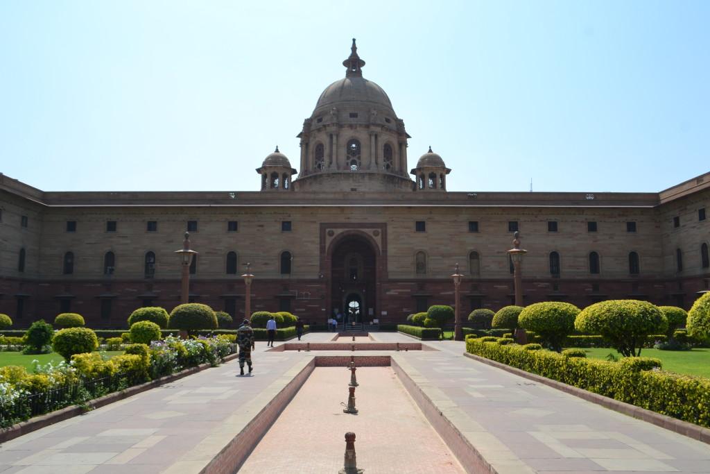 царский дворец Индии
