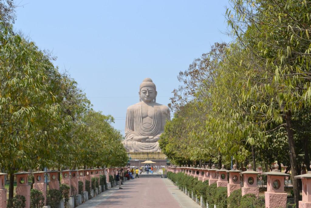 как добраться в Бодхгаю