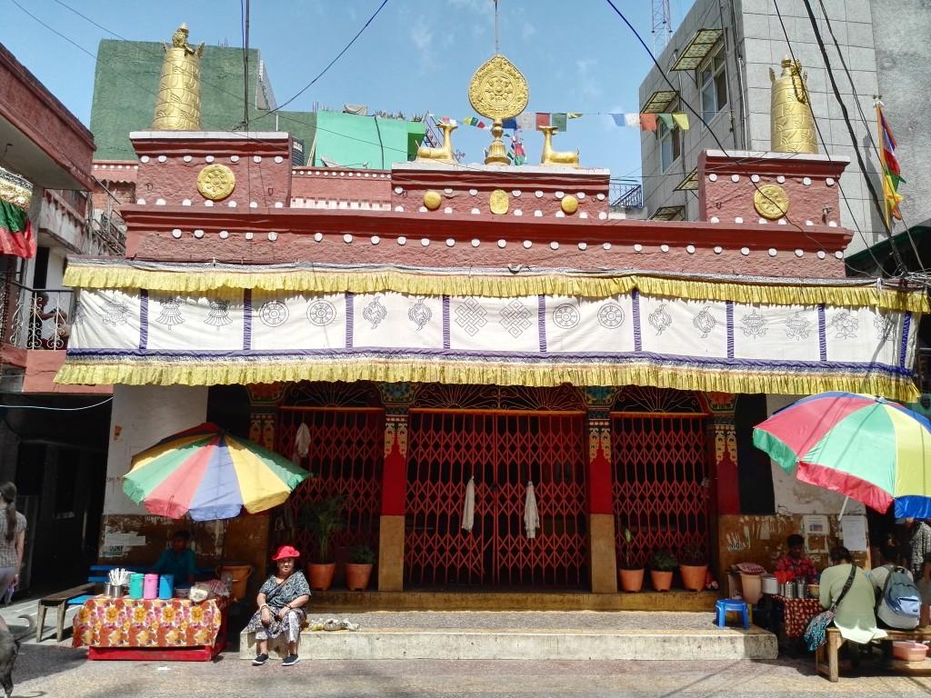 Тибетский квартал