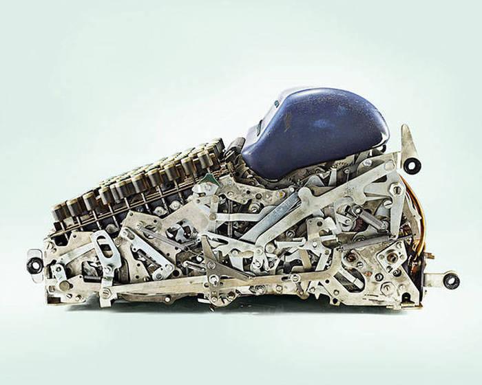 механический калькулятор