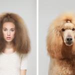 Забавное сходство: питомцы и их владельцы в фотопроекте британского фотографа