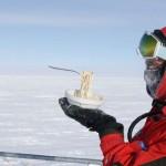 «Пикник» в Антарктиде, или что происходит с едой в самой холодной точке мира