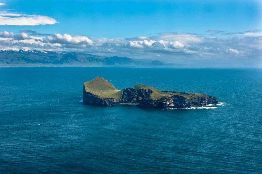 эллида остров