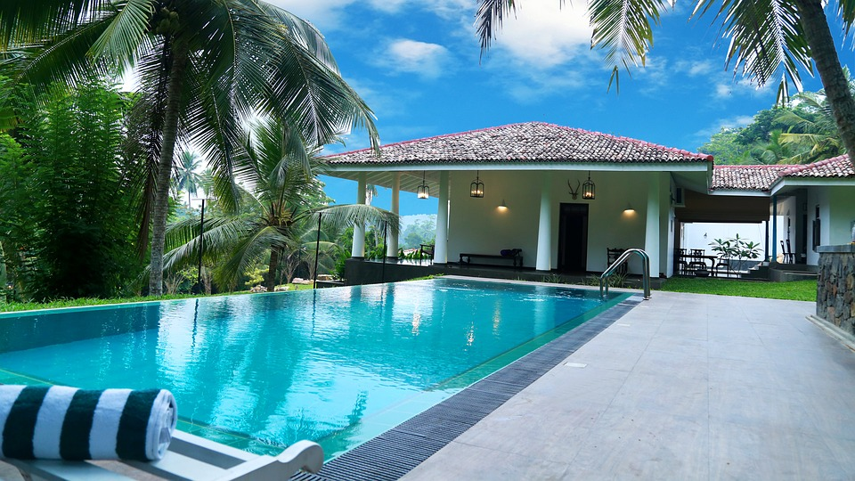 отели Шри Ланки